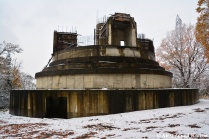 Stupa Under Construction
