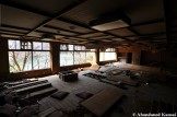 Vandalized Ryokan Party Room