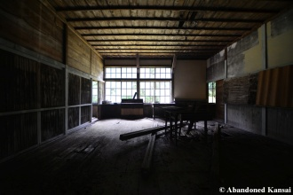 Abandoned Countryside Classroom