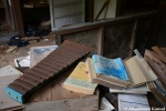 Abandoned Japanese SchoolEquipment
