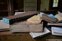 Abandoned Xylophone
