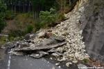 Countryside Landslide Japan