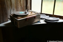 Ghibli School Record Player