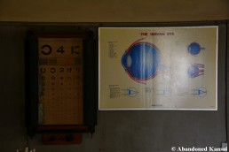 Old Japanese Eyesight Test