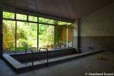 abandoned shared hotel bath