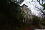 abandoned western castle mansion injapan