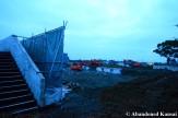 demolished water park (of)