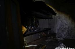 hotel bar arson