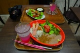 pink ginger curry