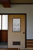tatami room hotel door