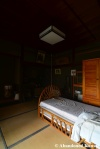 tatami room with western style bed