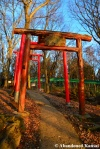 torii at the foxvillage