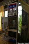 Abandoned Beer VendingMachine