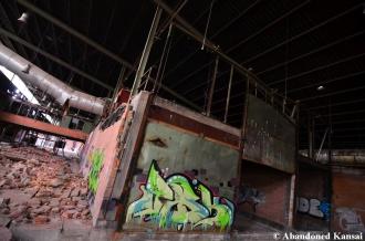 Abandoned Brick Oven
