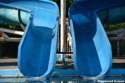 Abandoned Double Slide