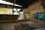 Abandoned Earthenware Factory