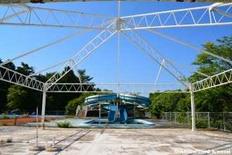 Abandoned Public Water Park