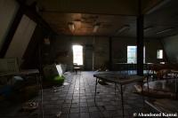 Abandoned Skiing Resort Rest House