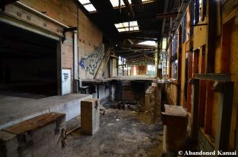 Deserted Brickworks