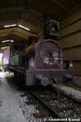 Nara Dreamland Shed Train
