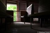 Nara Dreamland Train Seats