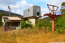 Rusty Ski Lift Station