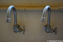 Abandoned Faucets