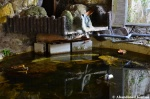 Abandoned Japanese Shared Hotel BathDetail