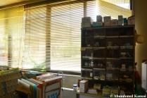 Abandoned Medicine Cabinet