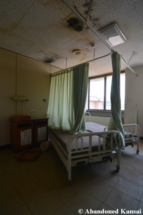 Abandoned Patient Room