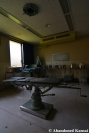 Abandoned Surgery Table