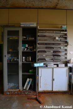 Fully Stocked Abandoned Hospital In Japan