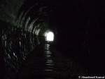 Inside Abandoned RailwayTunnel