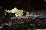 Large Abandoned Wooden House