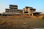 Massive Concrete Hotel