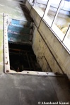 Partly Demolished Stairs