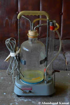 Suction Fluid Jar