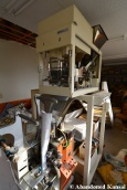 Abandoned Bagging Machine