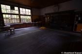 Abandoned Japanese Classroom