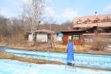 Abandoned Resort Hotel Outdoor Kiddie Pool
