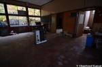 Abandoned School On ASlope