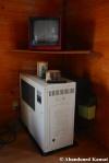 Abandoned TV Corner