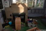 Abandoned Woodchip Dryer
