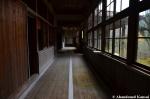 Beautiful Old SchoolHallway