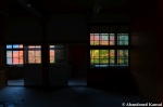 Dark Abandoned AutumnSchool