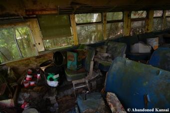 Abandoned Company Bus