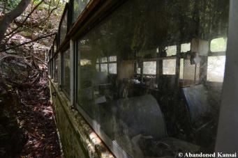 Abandoned Quarry Bus