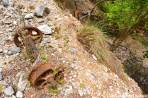 Rusty Quarry Remains