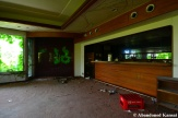 Vandalized Resort Hotel Bar