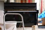 Abandoned Columbia Piano